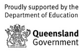 Qld Government Funding Acknowledgement