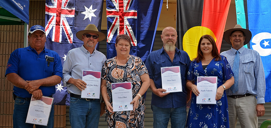 Australia Day - Citizens of the Year Nominees 2019